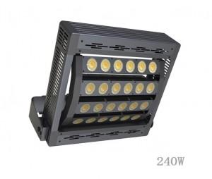 Прожектор для стадионов 240, LED прожектор 240, LED прожектор для спортивных объектов. Светодиодный прожектор для стадионов, LED прожектор для стадионов, освещение стадионов